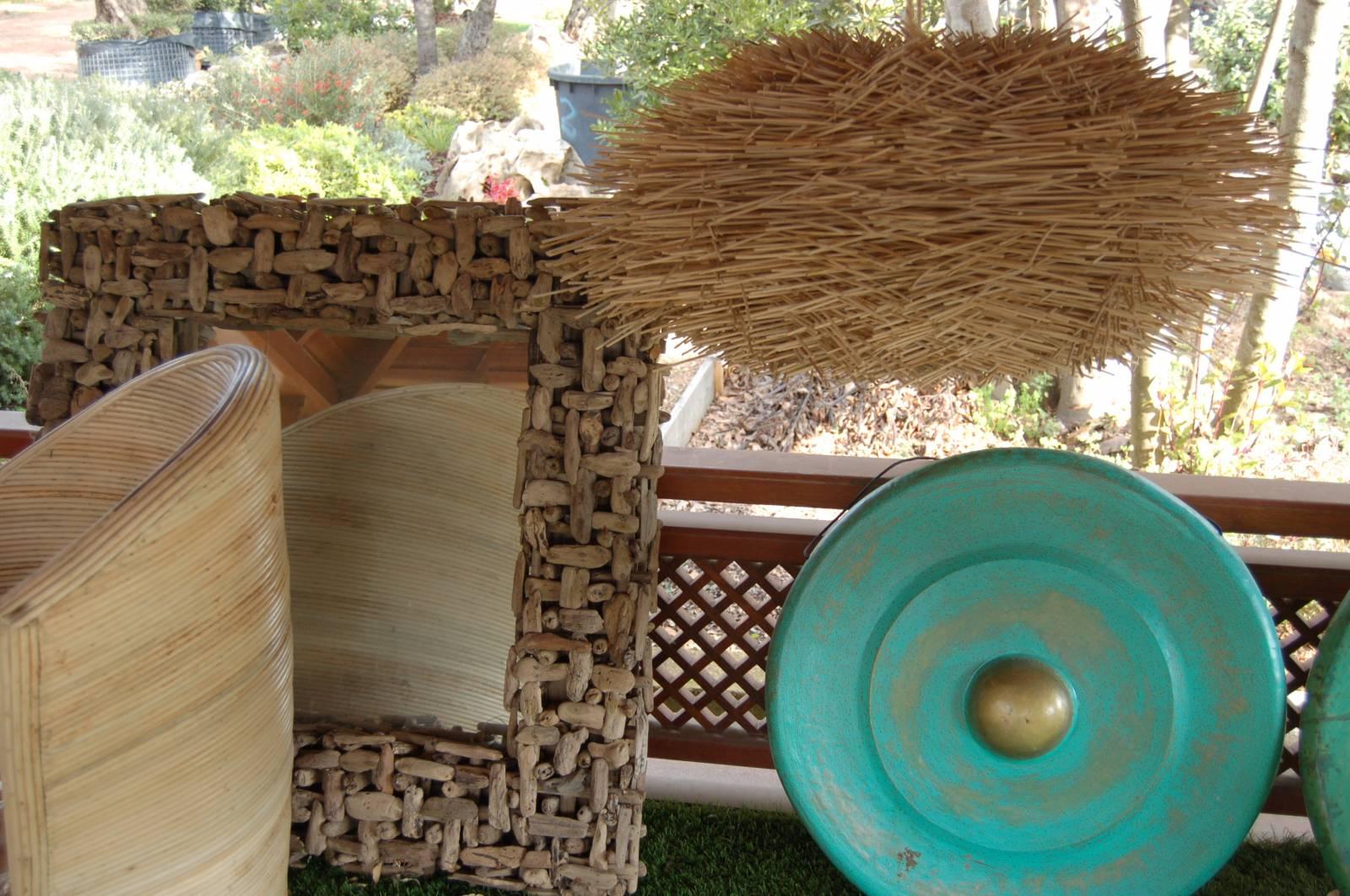 Bois Flotté Pour Pergola aménager votre pergola extérieur avec du mobilier et